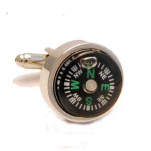 Compass Cufflinks The Cufflink Club