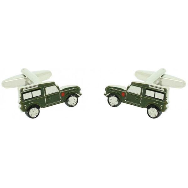 Land Rover Cufflinks The Cufflink Club