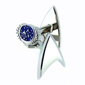 Licensed Star Trek Cufflinks