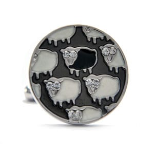Black Sheep Cufflinks