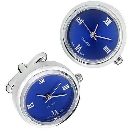 Blue Watch (working) Cufflinks