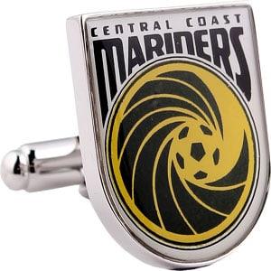 Central Coast Mariners Official A League Cufflinks