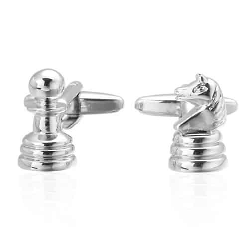 Chess Piece Cufflinks