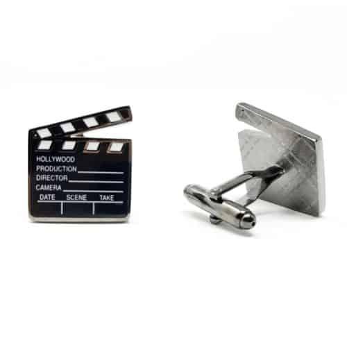 Clapper Board Cufflinks