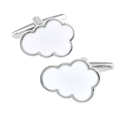Cloud Cufflinks