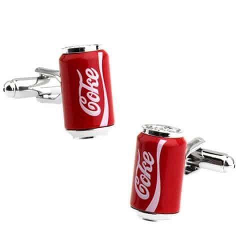 Coke Cufflinks