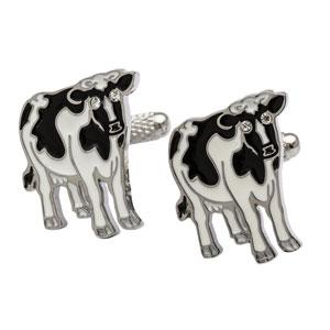 Cow Cufflinks