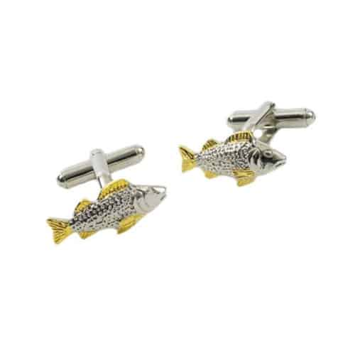 Fish Cufflinks