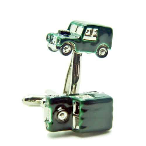 Land Rover 3D Cufflinks