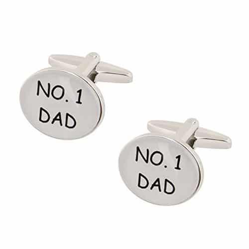 No 1 Dad Cufflinks