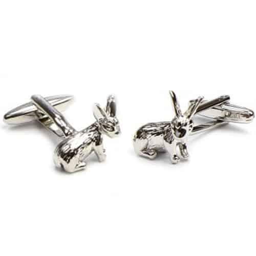 Rabbit Cufflinks