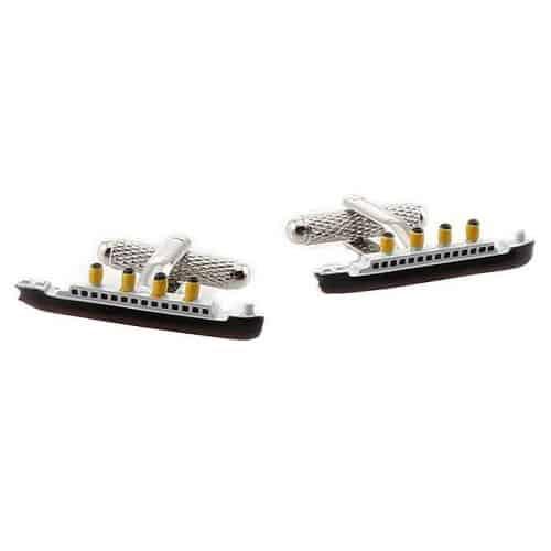 Cruise Liner Cufflinks