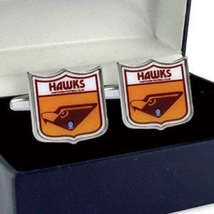 Hawthorn Official AFL Cufflinks