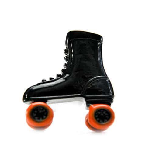 Roller Skates Cufflinks