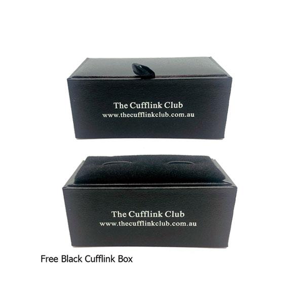 Black Free Gift Box