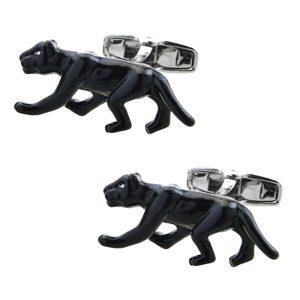 Panther Cufflinks The Cufflink Club